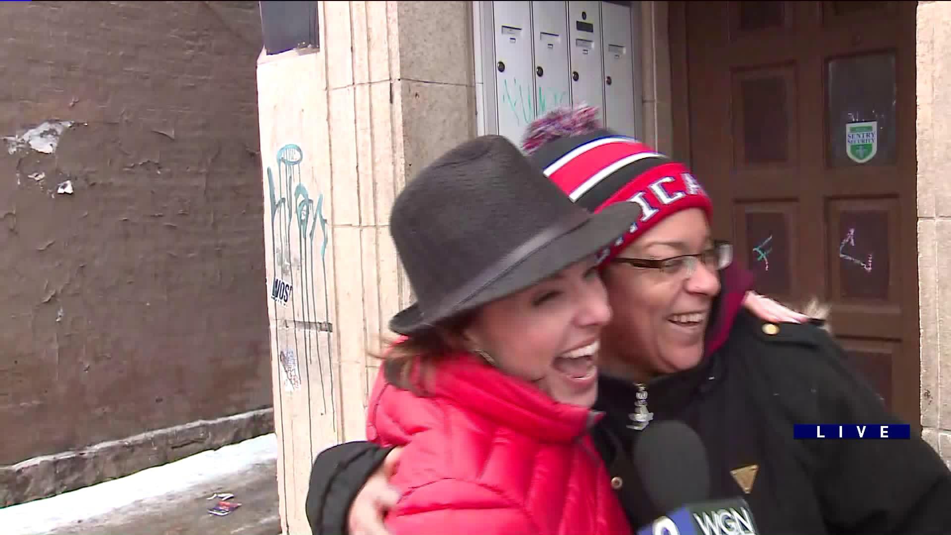 Around Town spreads the love on Valentine's Day