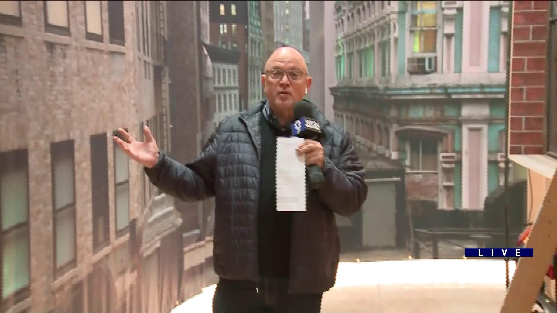 Behind-the-scenes look at Chicago's Cinespace Studios